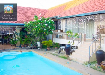 Thumb 4 Bed Bungalow with Pool for Sale in Rungarun 3